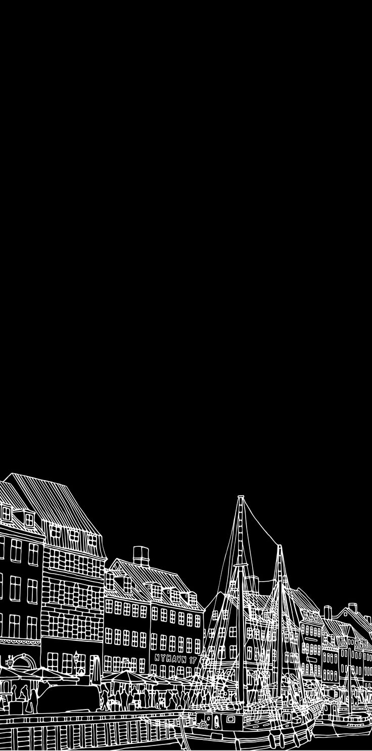 Nyhavn CPH - William Eckloff Perfect for a background on any device (you may need to crop it to fit your device - macbook, iPhone or android).