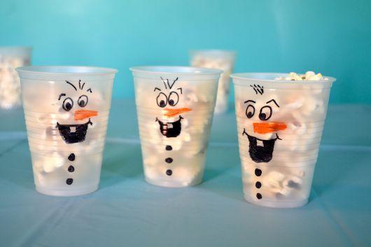 Sugestões divertidas para aniversário da Frozen