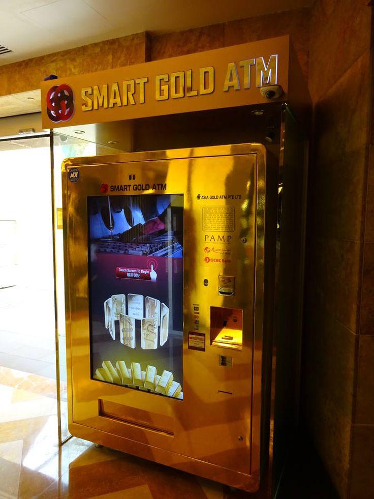 Smart Gold ATM! - Crazy Dutch Abroad