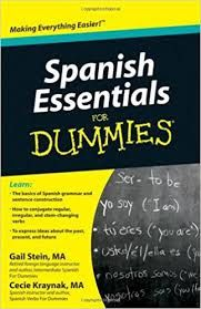 Spanish Essentials For Dummies Pdf Free Download