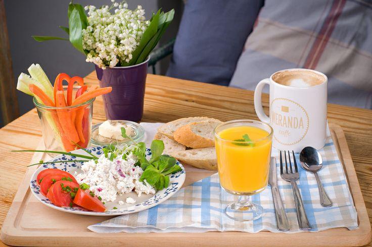 Śniadanie polskie.