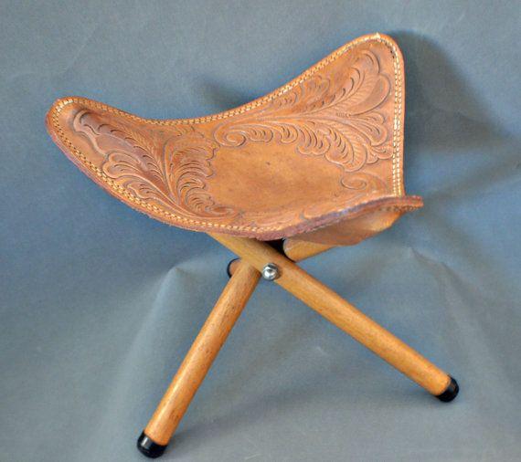 16 Best Stool Tripod Leather Images On Pinterest Tripod