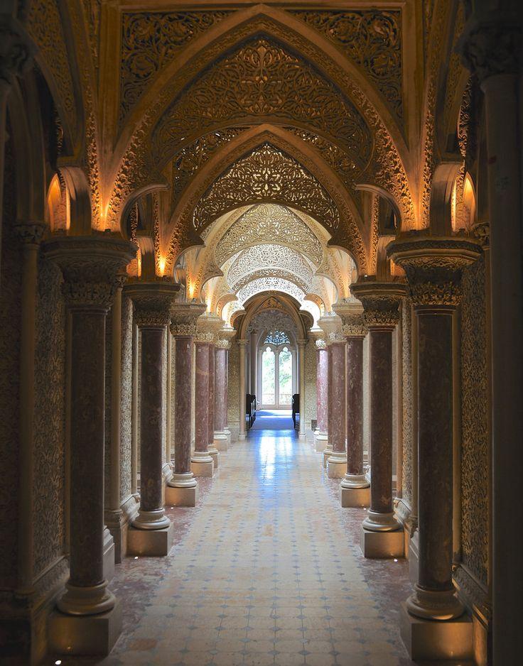 Monserrate Palace, Portugal