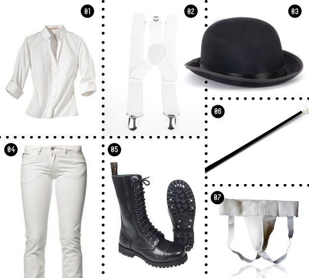 10 disfraces rápidos y fáciles | Manualidades