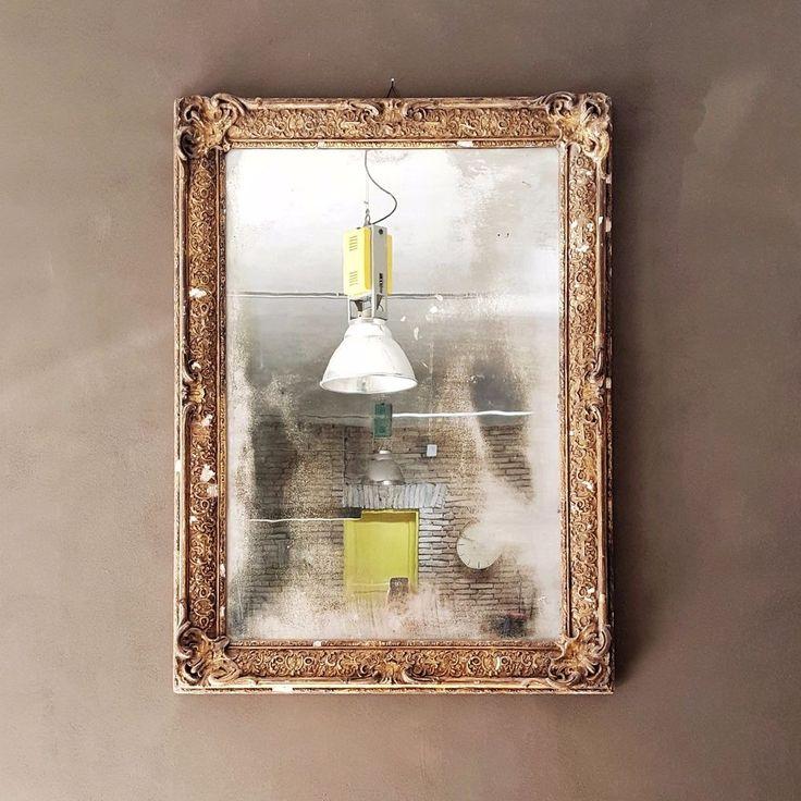 Oltre 25 fantastiche idee su specchio francese su - Specchio antico ovale ...