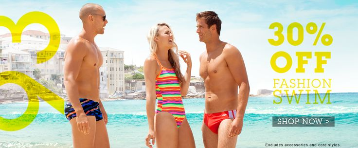 Rival Swimwear : Australian Made Swimwear for all active swimmers - Running Bare Australia PTY LTD