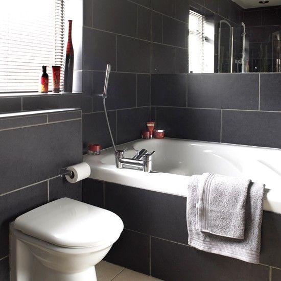 Black And White Bathroom Designs Cool Design Inspiration