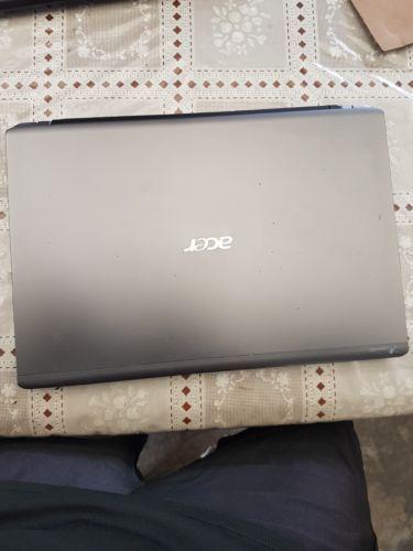 acer aspire 5810tz laptop model ms2272 320gb 4g memory
