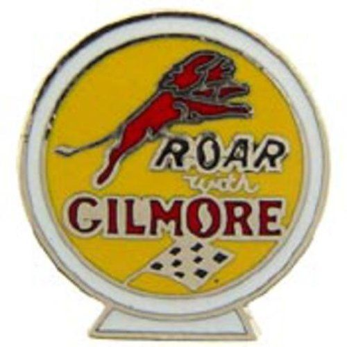 """Gilmore Gas Logo Pin 1"""" by FindingKing. $8.99. This is a new Gilmore Gas Logo Pin 1"""""""