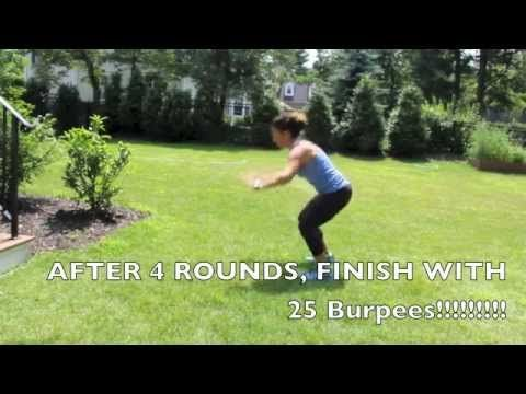 ▶ PUSH IT! Rep Workout - Krissy Moore Fitness