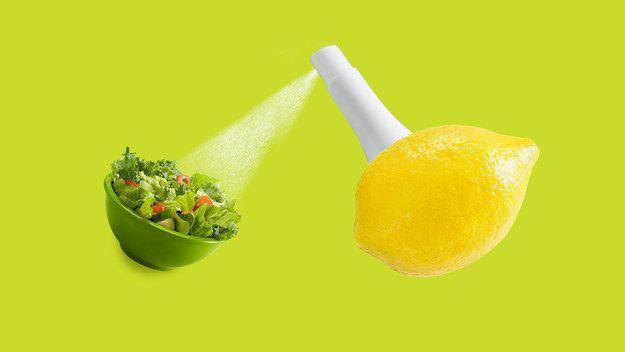 An atomizer for your citrus. | 23 Insanely Clever Products You Need In Your Life