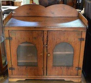 Interiors - Provenance Auction House: A 19th C Cape Pine Koskas.