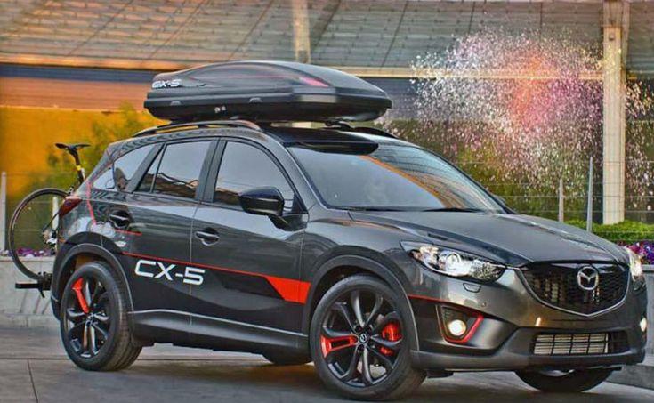 CX-5 Mazda Characteristics - http://autotras.com