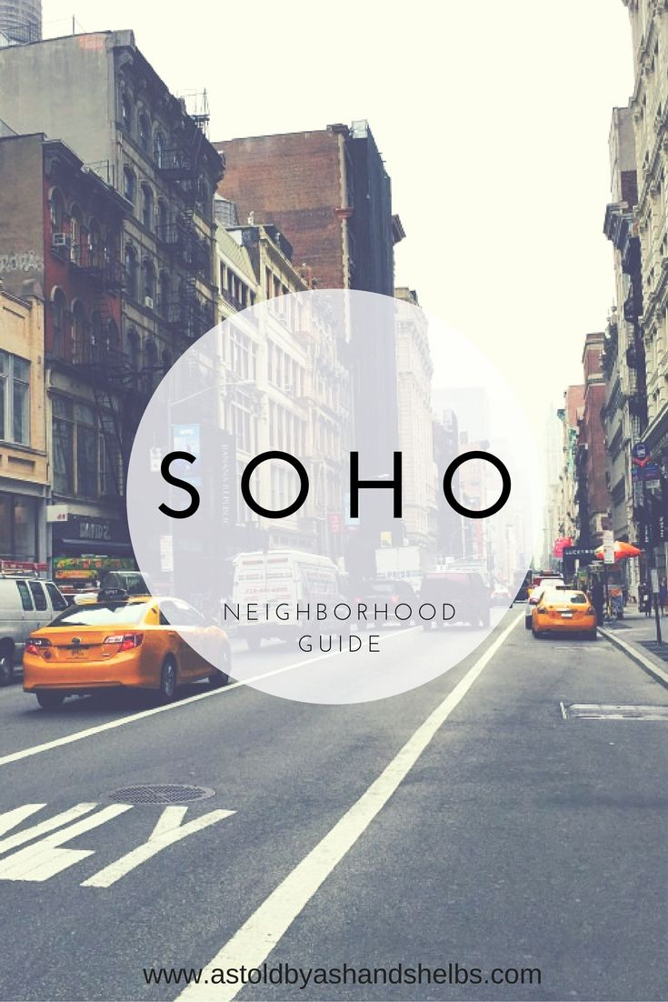 Our previous neighborhood guide gave you a little insight to the Upper East Side where Ashley and I have lived for almost 3 1/2 years. Now it is time to venture downtown to one of the most sought after neighborhoods,…