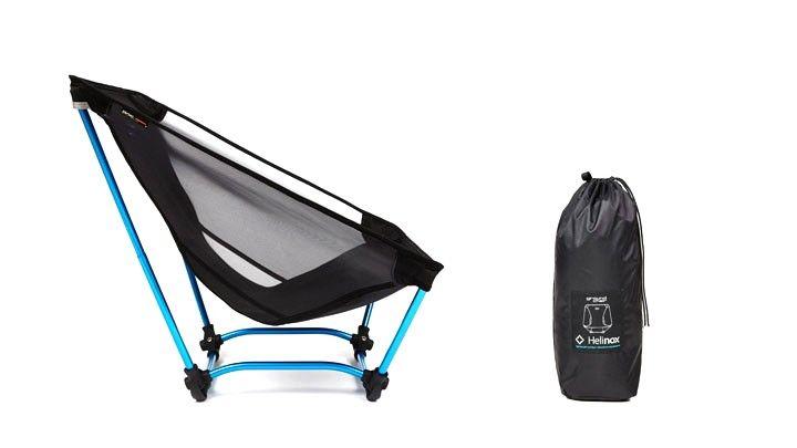 Helinox Camping Seat Ground Chair | Distinction/Auszeichnung: Red Dot (2014)
