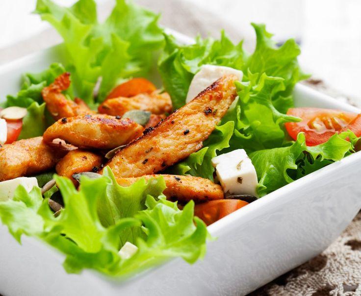 #chicken #salad