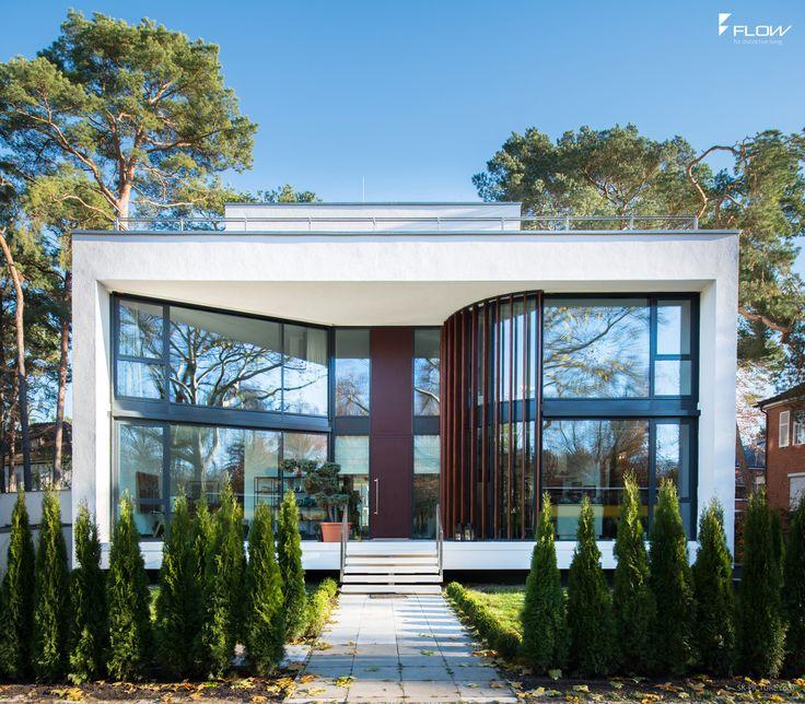 Moderne häuser neubau  26 besten Moderne Wohnhäuser & Villen Bilder auf Pinterest ...