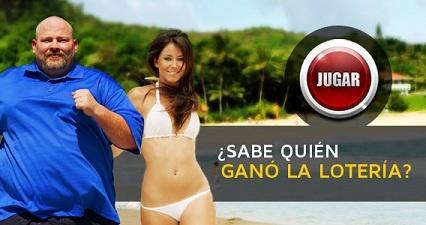 Hiszpańska reklama GrandesLoterias.com