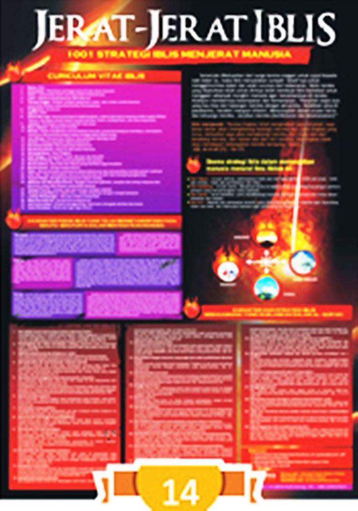 Seri Ensiklopedia Islam. Jerat-jerat Iblis.