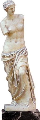 Venus de Milo Aphrodite of Melos statue large