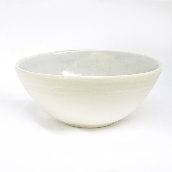 Seawater Blue Ceramic Bowl