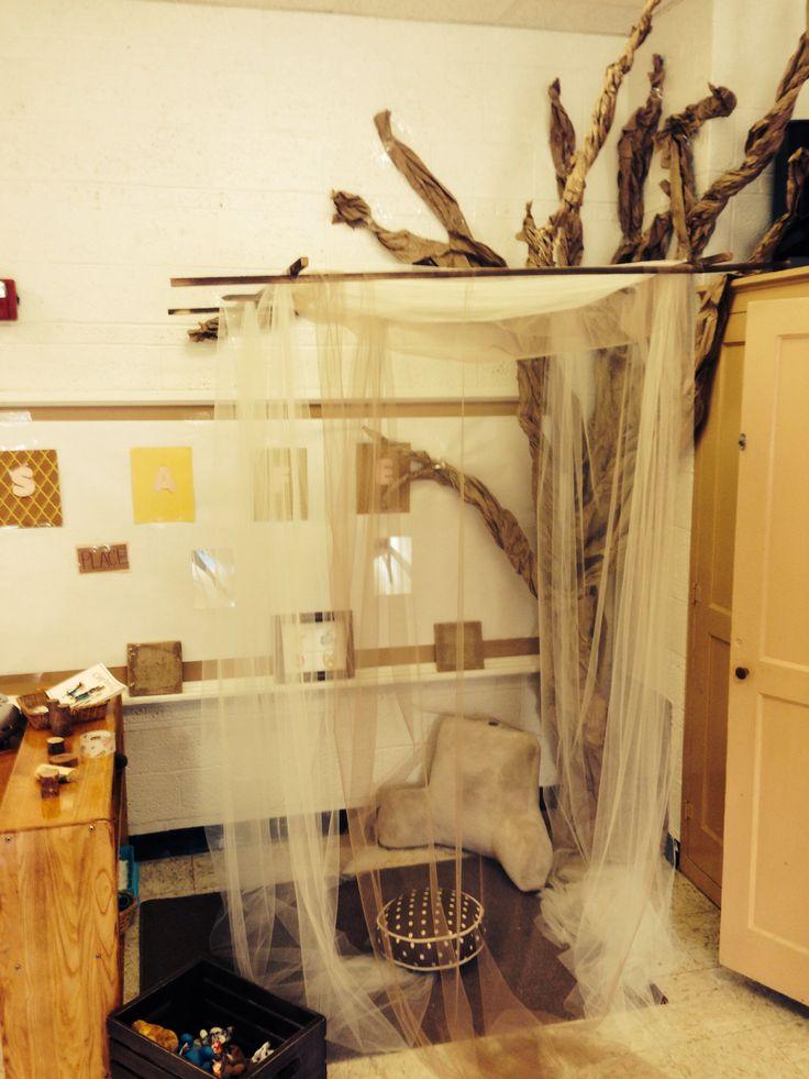 Classroom Punishment Ideas ~ My classroom safe place conscious discipline in preschool