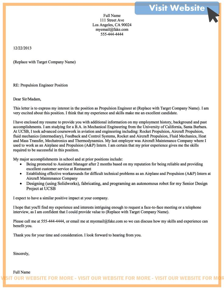 industrial engineer cover letter examples in 2020 Cover