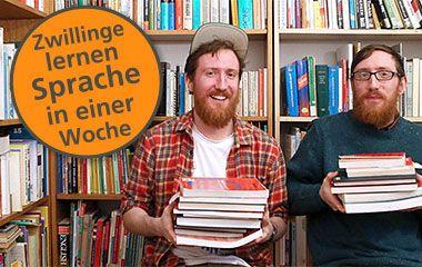 Die britischen Zwillinge Matthew und Michael Youlden haben sich der Herausforderung gestellt, in einer Woche Türkisch zu lernen. Finde hier heraus, wie.