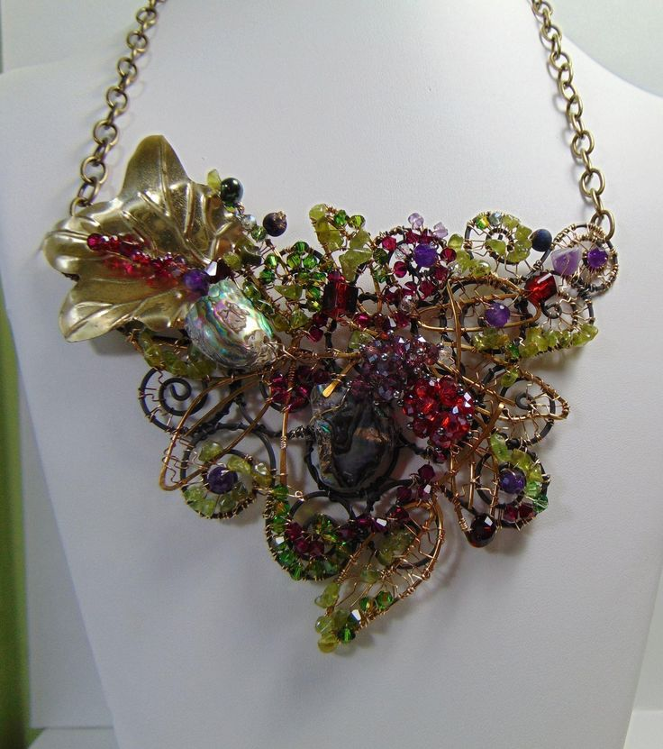 80 best One of a Kind Wearable Art by L A Hoote images on Pinterest ...