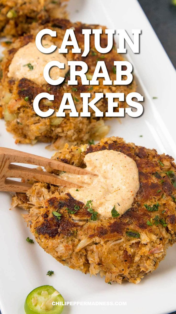 These Homemade Easy Crab Cakes Make The Best Healthy Dinner Or