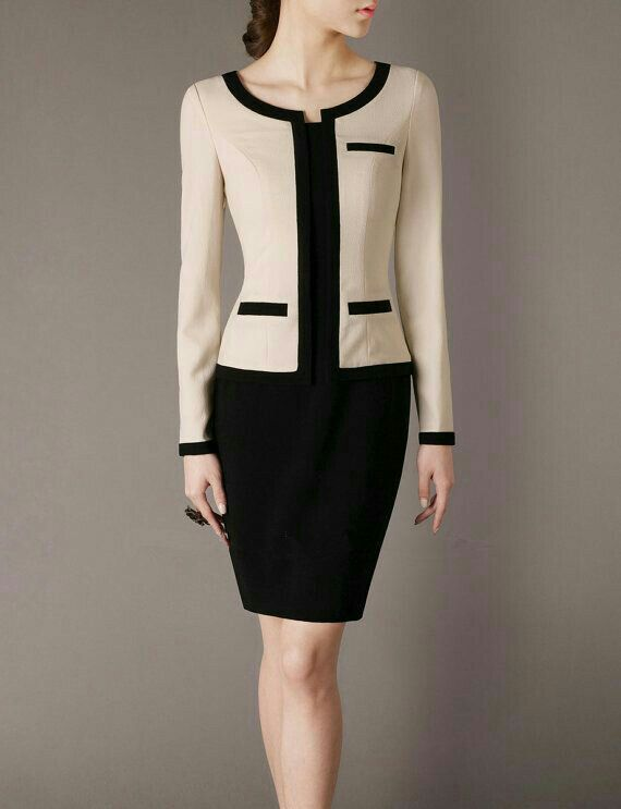QueenBoss #AY Day To Night Dress For Success Business Professional Formal…