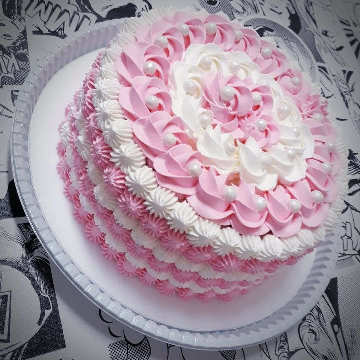 Repostería (con imágenes) | Tortas redondas, Tortas bonitas, Tortas