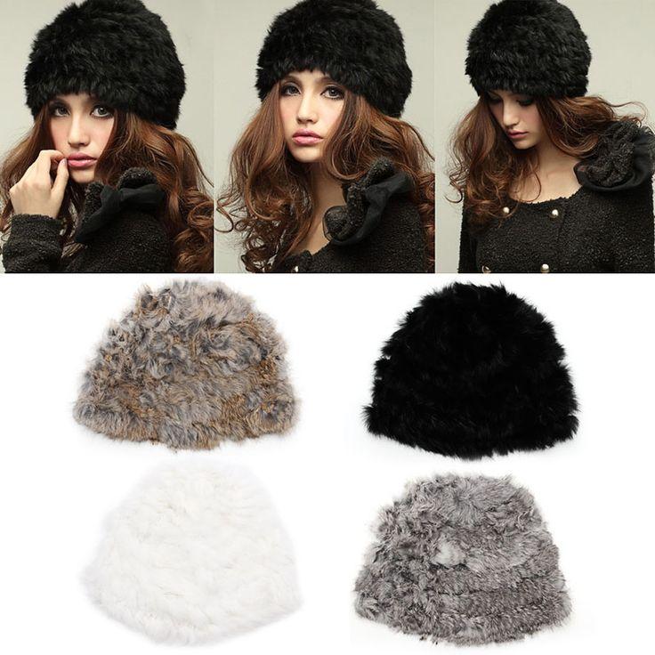$4.24 (Buy here: https://alitems.com/g/1e8d114494ebda23ff8b16525dc3e8/?i=5&ulp=https%3A%2F%2Fwww.aliexpress.com%2Fitem%2FFashion-Russian-Lady-Rabbit-Fur-Knitted-Cap-Women-Winter-Warm-Beanie-Hat%2F32757033536.html ) Fashion Russian Lady Rabbit Fur Knitted Cap Women Winter Warm Beanie Hat for just $4.24