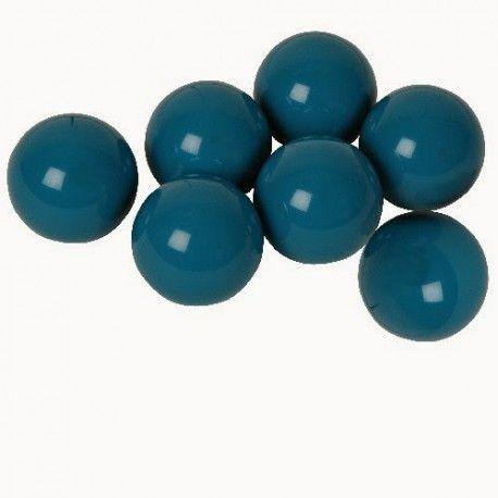 Billes de Billard pool anglais Jeu de 7 billes 50.8mm Bleue pâle - 22,90 €  #Jeux