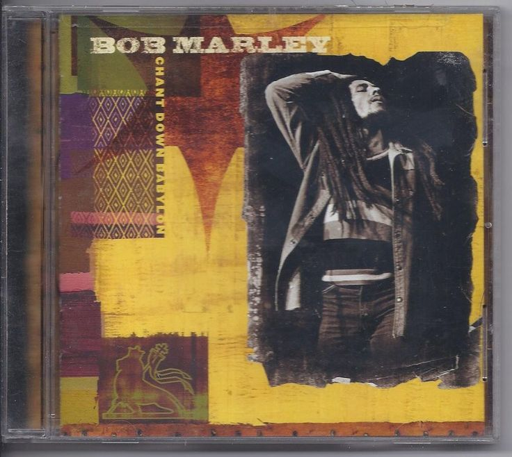 Bob Marley CD Chant Down Babylon (Hip Hop, Reggae Ragga HipHop)