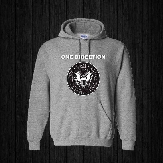 One Direction Hoodies Hoodie Sweatshirt Sweater by sijilbab13