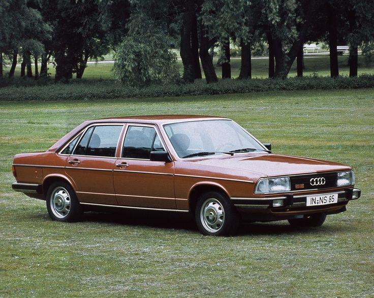 1978 Audi 100 5E
