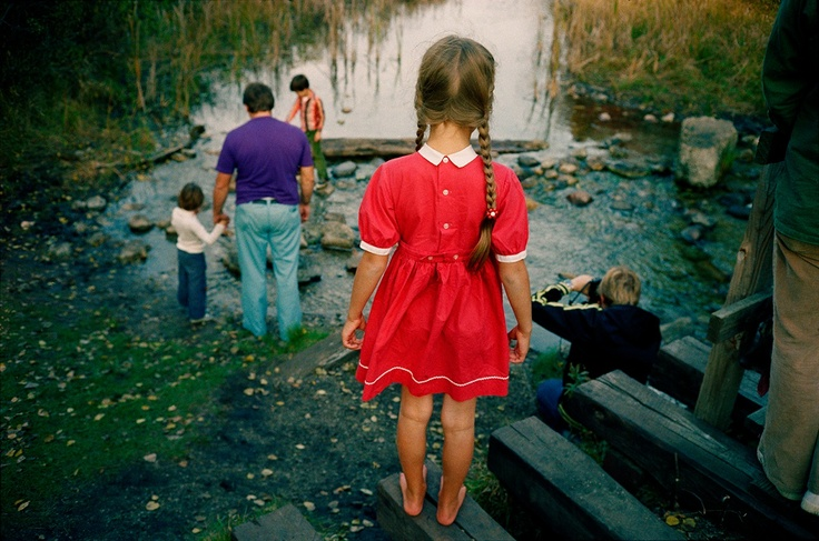 Photography : Dick Blau