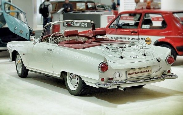 1962 auto union 1000 sp convertible adrenaline capsules. Black Bedroom Furniture Sets. Home Design Ideas