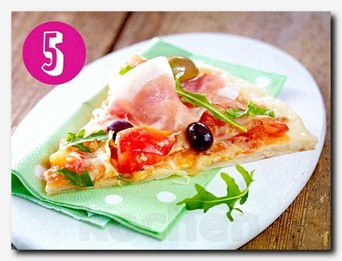Thermomix pizza vegetarisch