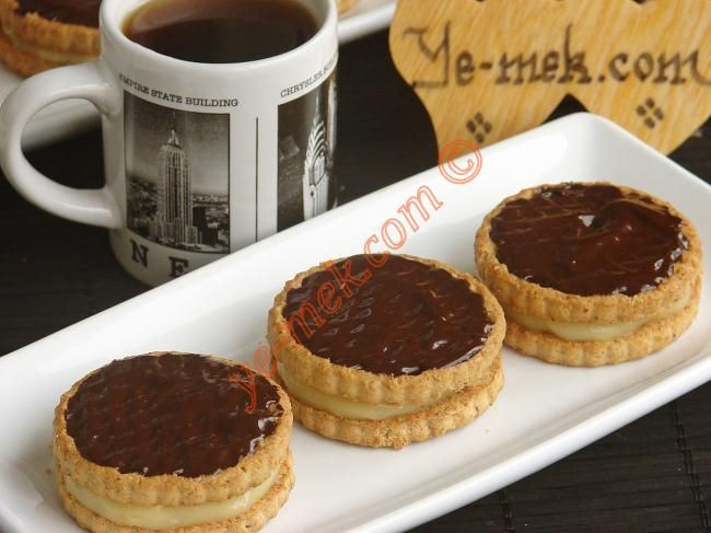 Biscuit Cakes Snacks Recipe | Recipes (From Turkish Cuisine) In English