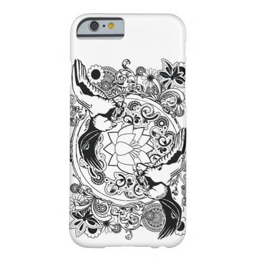 I phone 6 case with Mandala design