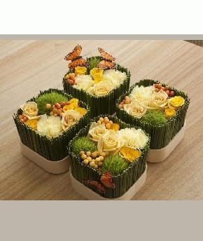 Mark Pampling floral design...