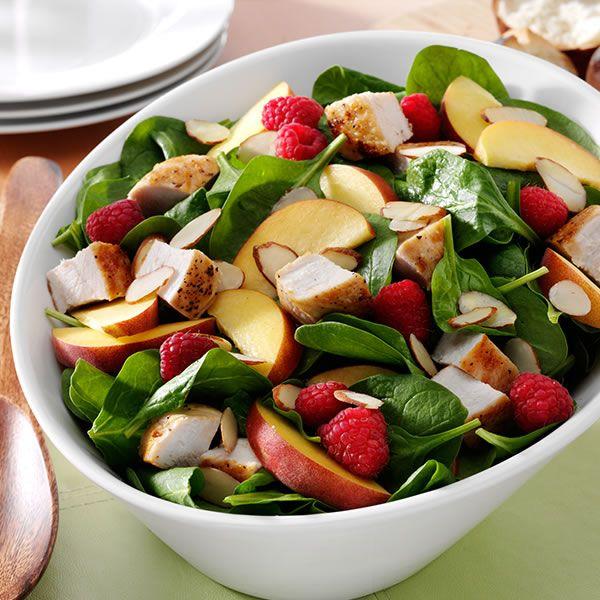 ... veggies, & fruit on Pinterest | Apple walnut salad, Dressing and Bacon