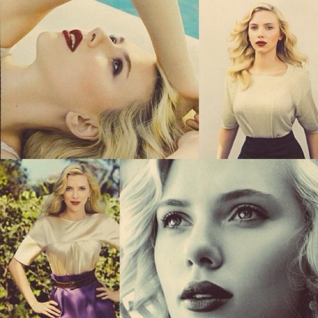 Scarlett Johansen is the most beautiful woman ever!