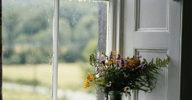 Como substituir o contrapeso de uma janela guilhotina. Quando uma janela guilhotina não para aberta, a causa pode ser um defeito no contrapeso, que mantém o peso do caixilho da janela. Substituí-lo permitirá que você abra sua janela sem o caixilho cair de volta para baixo e estão disponíveis em lojas de material de construção. É uma boa ideia remover os antigos primeiro e medi-los para obter as ...