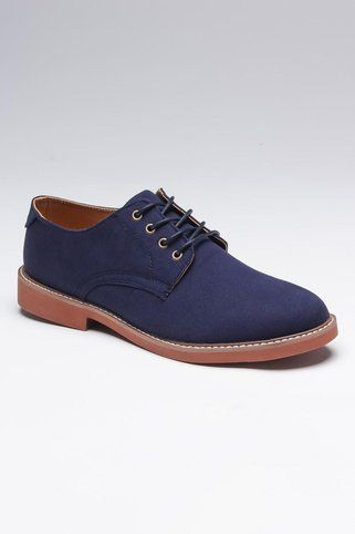The Jagger Derby Shoe