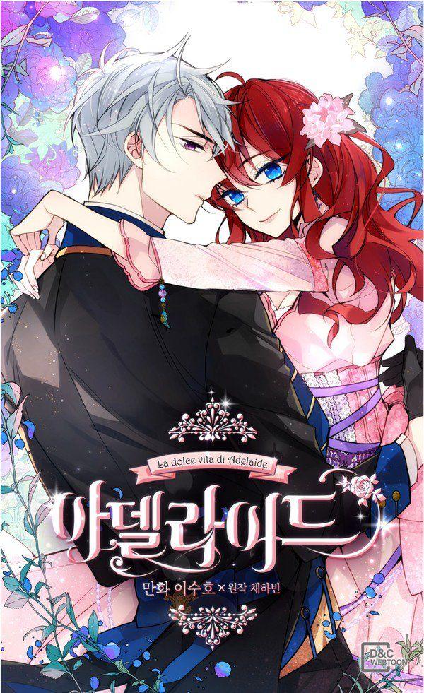 Adelaide S La Dolce Vita Manga Manga Anime Manga English Anime