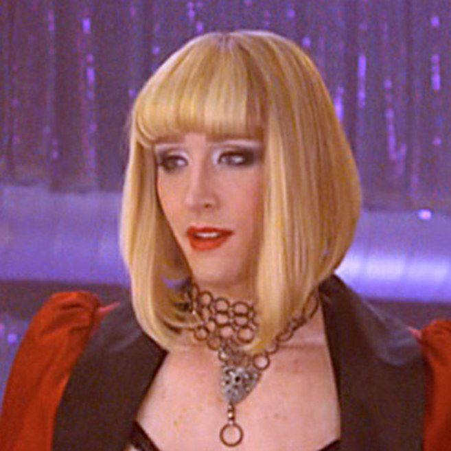 Lee Pace in Soldier's Girl (2003) | 29 Male Celebs Who Looked Absolutely Flawless In Drag. Lee Pace makes a really pretty girl!