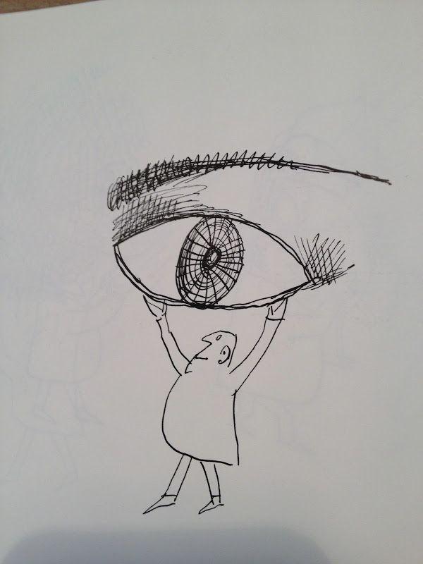 Saul Steinberg | OldBrochures.com